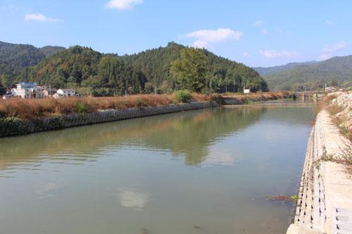 除险加固小(2)型病险水库113座,乐平市众埠镇防洪工程,后港镇防洪工程