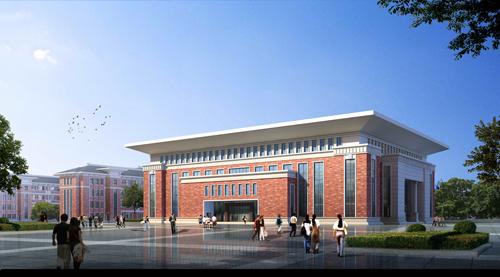 体育馆位于百树学校北侧,为相对开放,可供社会使用的体育馆.